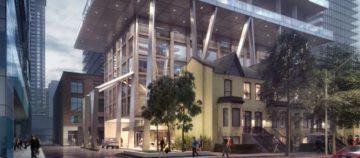 Theatre District Condos Rendering