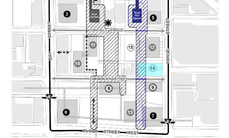 8 Cumberland walkway map