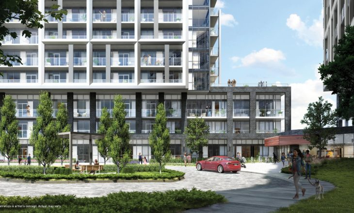 Saturday In Downsview Park Condos