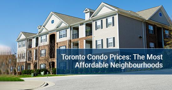 Affordable condo in Toronto