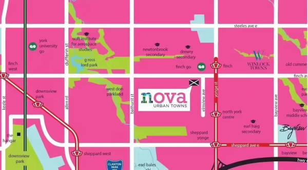 Nova Urban Towns