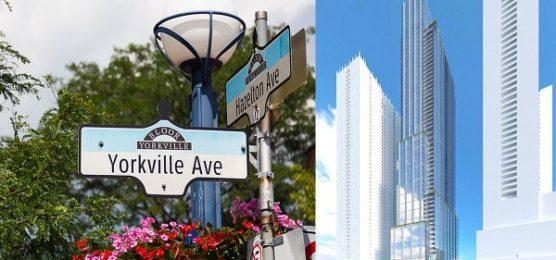11 Yorkville Condos