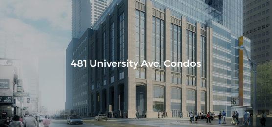 481 University Condos