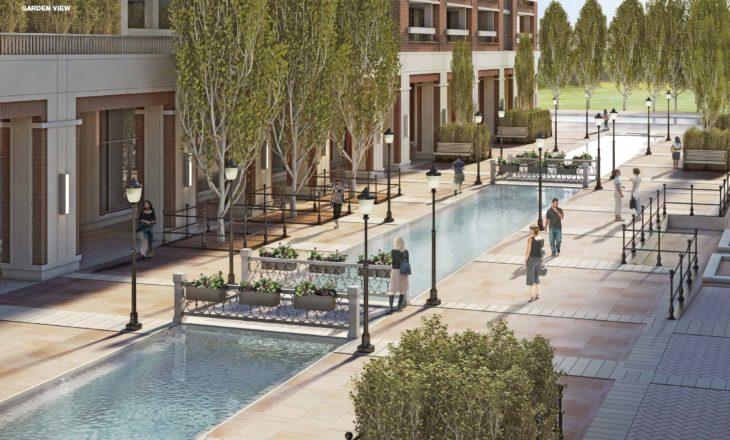 北约克近Yorkdale商场豪华公寓Treviso III