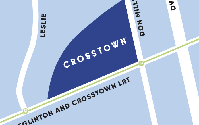 New Crosstown Condos For Sale