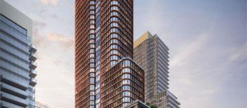 411 King West Condos Building